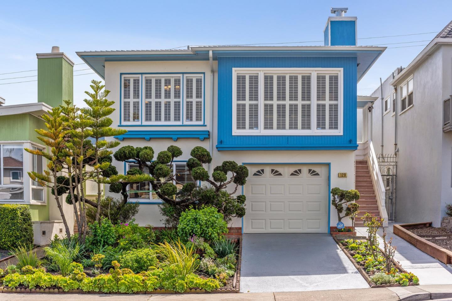Listing 6531 : 233  Ashbury St, San Francisco, CA, 94117  (photo 1)