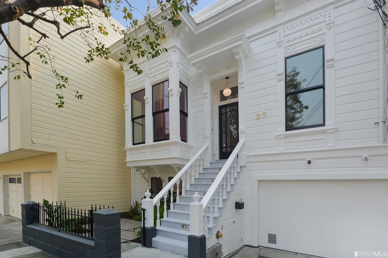 Listing 5422 : 26  Belvedere Street, San Francisco, CA, 94117  (photo 1)