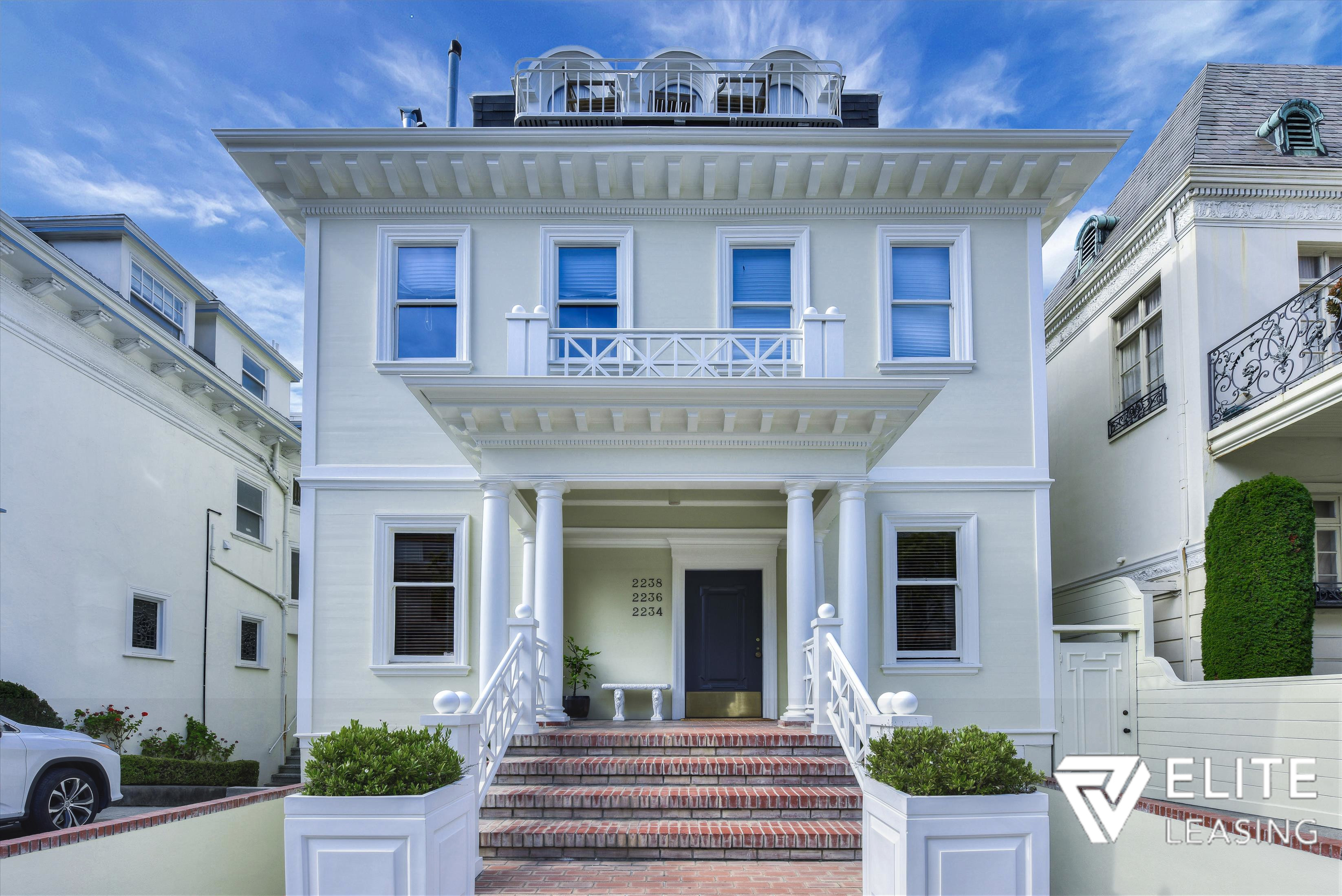 Listing 5490 : 2234  Vallejo Street, San Francisco, CA, 94123  (photo 2)