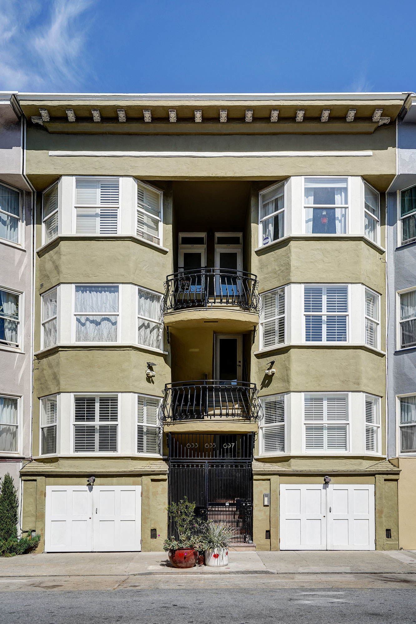 Listing 5341 : 635  Capp St. A, San Francisco, CA, 94110  (photo 1)