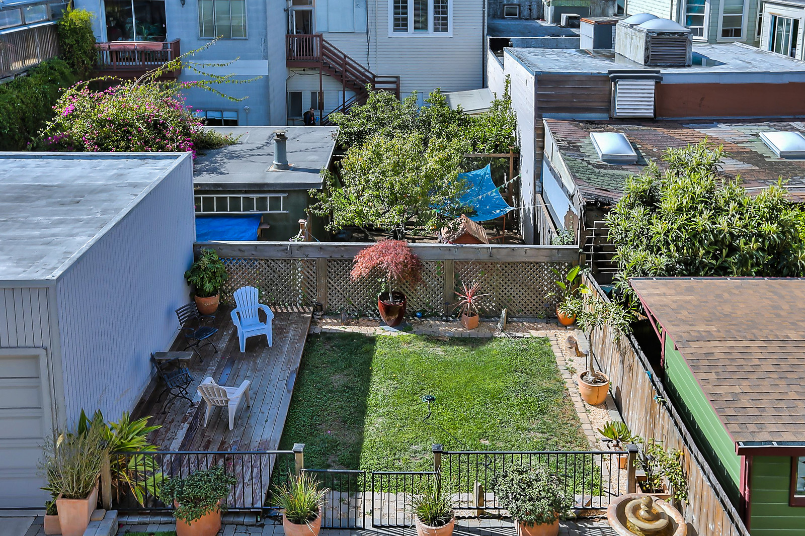 Listing 6229 : 1022  Stanyan St, San Francisco, CA, 94117  (photo 24)