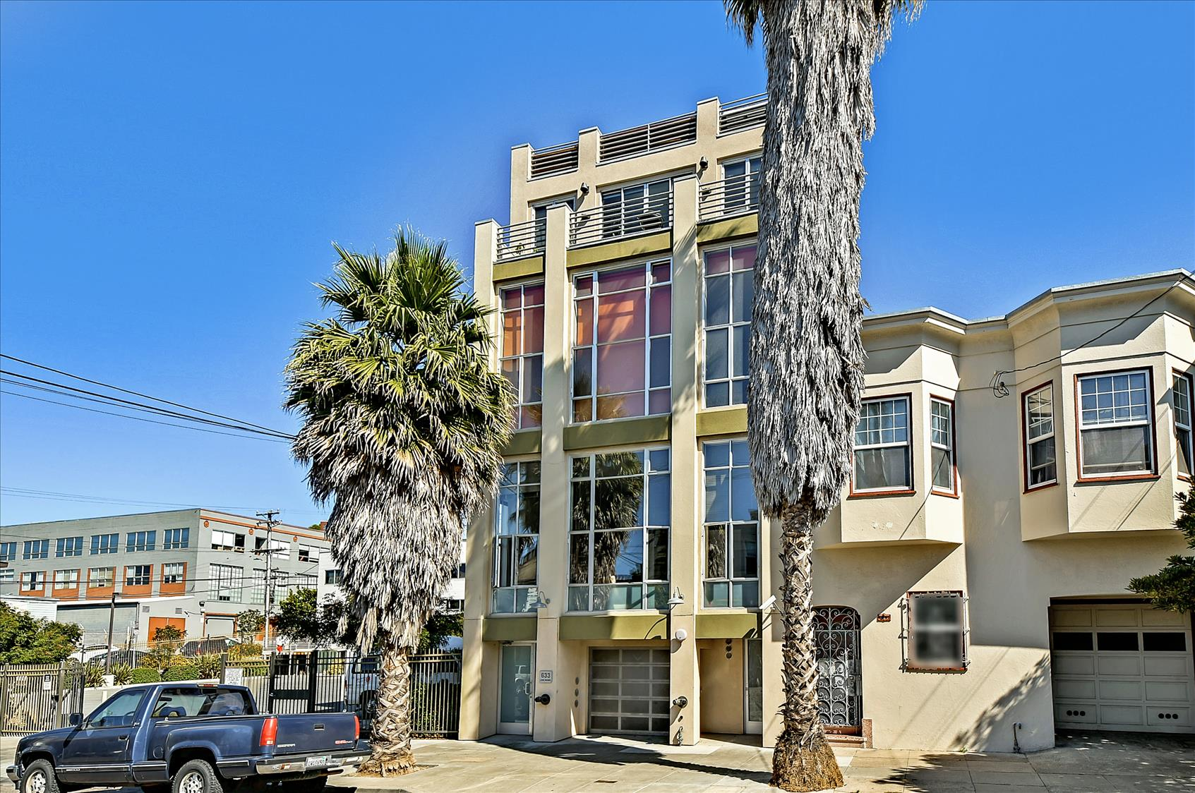 Listing 6229 : 1022  Stanyan St, San Francisco, CA, 94117  (photo 2)
