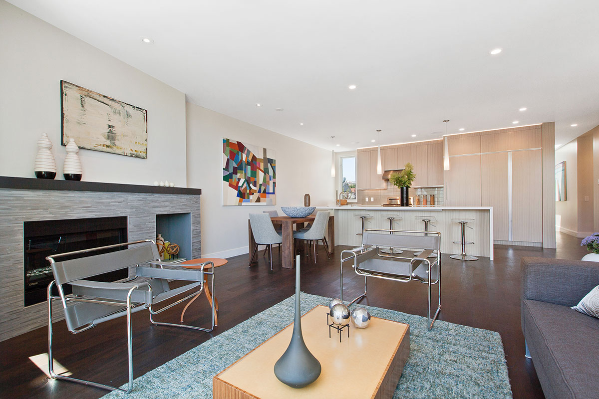 Listing 6206 : 344  Parnassus  Ave, San Francisco, CA, 94117  (photo 6)