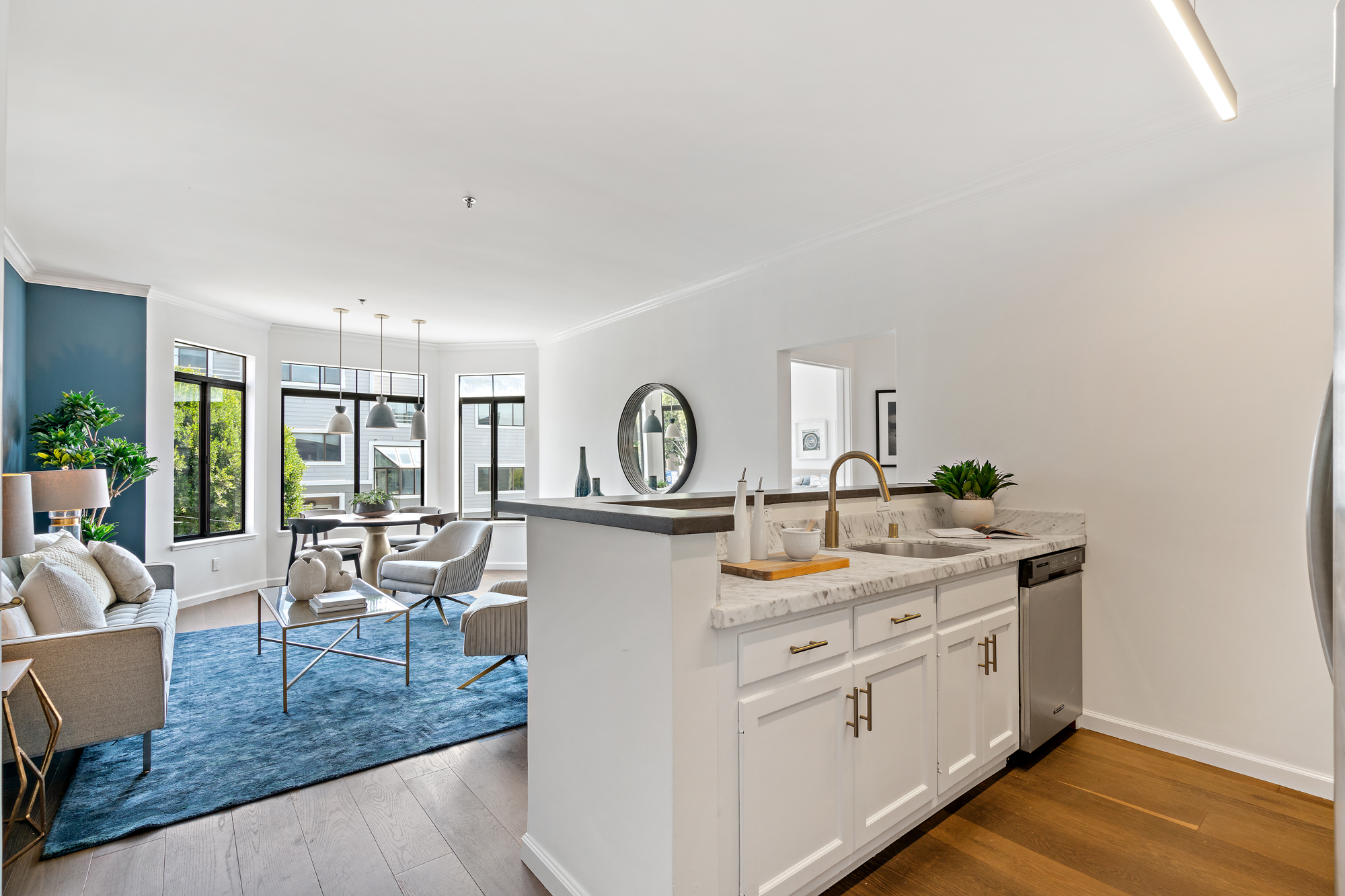 Listing 6095 : -1640  Greenwich St, San Francisco, CA, 94123  (photo 6)