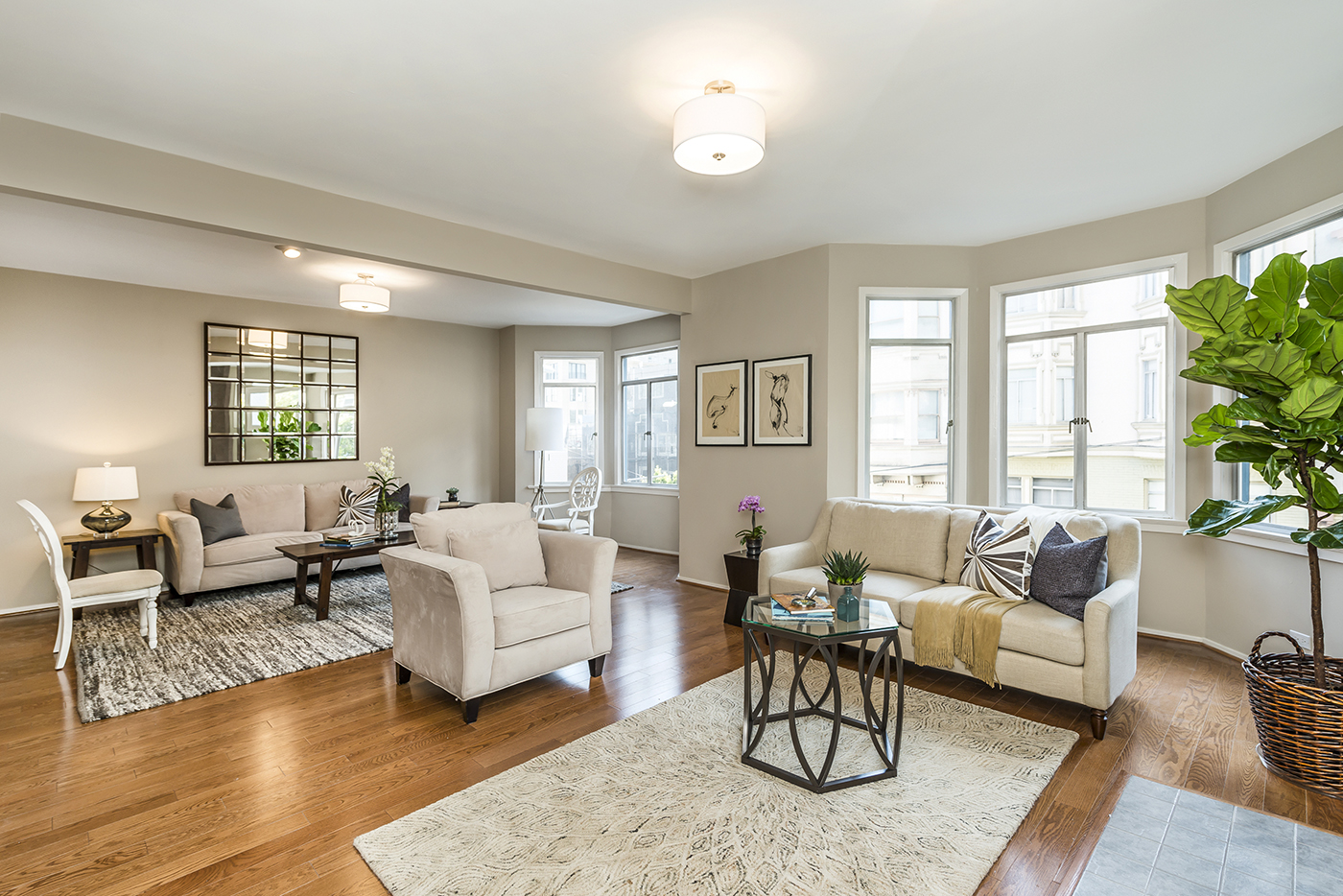 Listing 1845 : 1166  Clay St., San Francisco, CA, 94108  (photo 1)